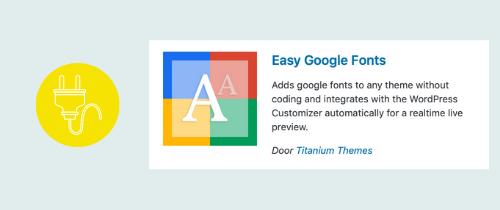 plugin voor lettertypes | website, online leeromgeving, virtual assistant, webassistant