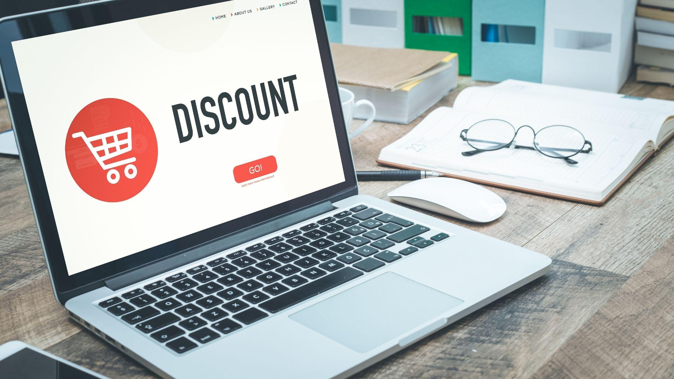 Hoe maak je op je salespage of in je webshop een tijdelijke aanbieding voor je online training? - online leeromgeving/online academie laten maken en technische ondersteuning bij je online training