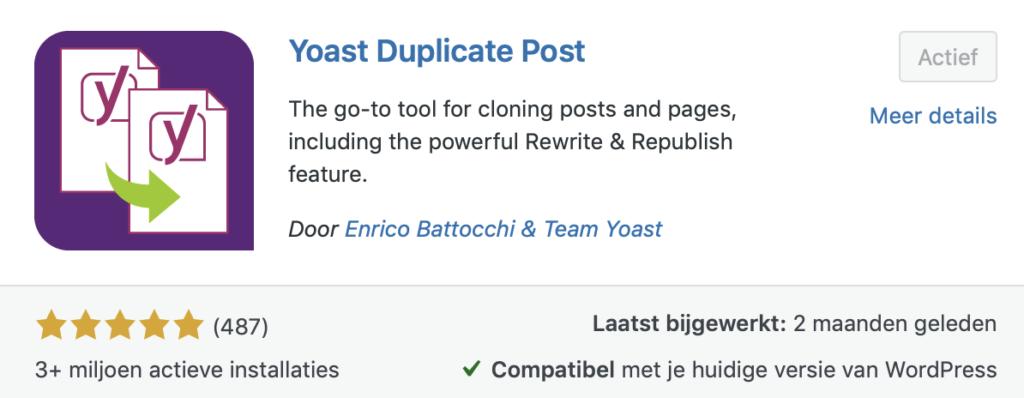 Een online leeromgeving in WordPress met WishList Member? Hoe dupliceer je een module of les?